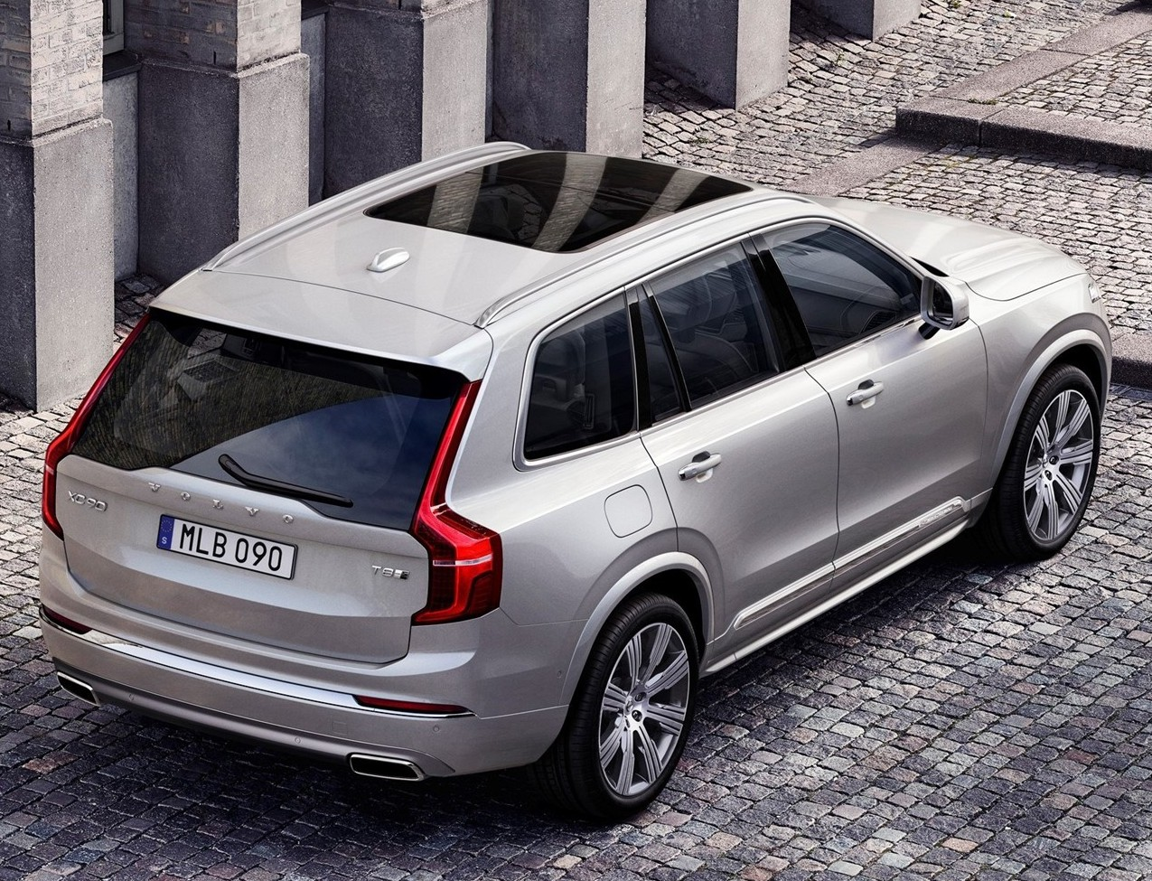 Volvo XC90 SUV Gets F1-Style KERS Braking System – 6th Gear