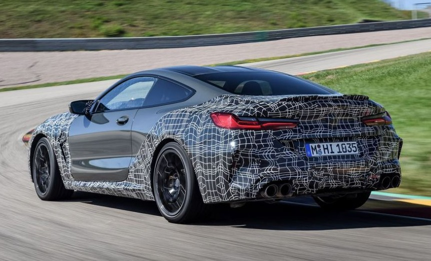 New BMW M8 Will Have Adjustable Brake-Pedal Feel – 6th Gear